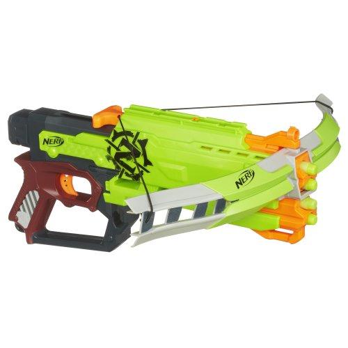 ナーフ ゾンビストライク アメリカ 直輸入 ソフトダーツ A6558 【送料無料】Nerf Zombie Strike Crossfire Bow Blasterナーフ ゾンビストライク アメリカ 直輸入 ソフトダーツ A6558