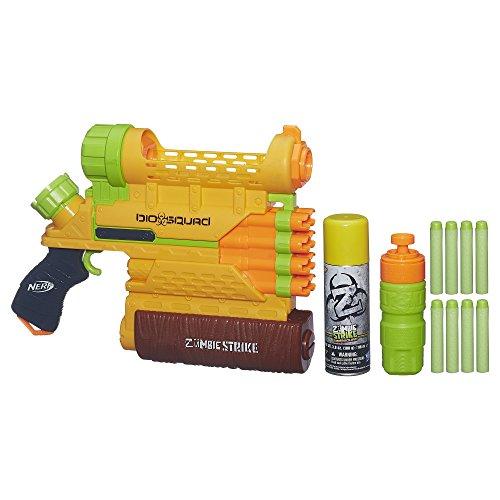 ナーフ ゾンビストライク アメリカ 直輸入 ソフトダーツ B0681 Nerf Zombie Strike Biosquad Zombie Abolisher ZR-800 Blaster (Discontinued by manufacturer)ナーフ ゾンビストライク アメリカ 直輸入 ソフトダーツ B0681