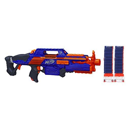 ナーフ エヌストライク アメリカ 直輸入 エリート A5776 【送料無料】Nerf N-Strike Elite Rapidstrike CS-18 Blaster Special Value Packナーフ エヌストライク アメリカ 直輸入 エリート A5776