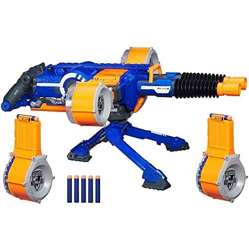 ナーフ エヌストライク アメリカ 直輸入 エリート Nerf N-Strike Elite Rhino-Fire Blaster & Bonus Packナーフ エヌストライク アメリカ 直輸入 エリート