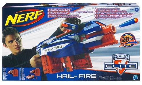 ナーフ エヌストライク アメリカ 直輸入 エリート 98952 Nerf N-Strike Elite Hail-Fire Blaster(Discontinued by manufacturer)ナーフ エヌストライク アメリカ 直輸入 エリート 98952