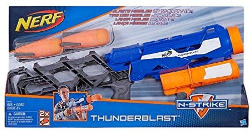 【送料無料】ナーフ Nerf N-ストライク サンダーブラストランチャー A9604 簡易パッケージ版(商品画像とパッケージが異なります)