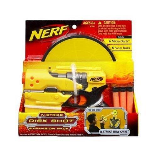 ナーフ エヌストライク アメリカ 直輸入 エリート 63051 Nerf Hasbro N-Strike Disc Shot Expansion Packナーフ エヌストライク アメリカ 直輸入 エリート 63051