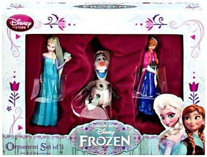 アナと雪の女王 アナ雪 ディズニープリンセス フローズン Disney Frozen Exclusive Sketchbook Ornament Set [Anna, Elsa & Olaf]アナと雪の女王 アナ雪 ディズニープリンセス フローズン