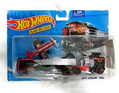 ホットウィール マテル ミニカー ホットウイール 【送料無料】Hot Wheels Hotwheels City Sky Show Rig Multiホットウィール マテル ミニカー ホットウイール