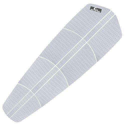 スタンドアップパドルボード マリンスポーツ サップボード SUPボード Own the Wave 12-Piece SUP Traction Pad (EVA Foam - 3M Sticker) - White (2018)スタンドアップパドルボード マリンスポーツ サップボード SUPボード