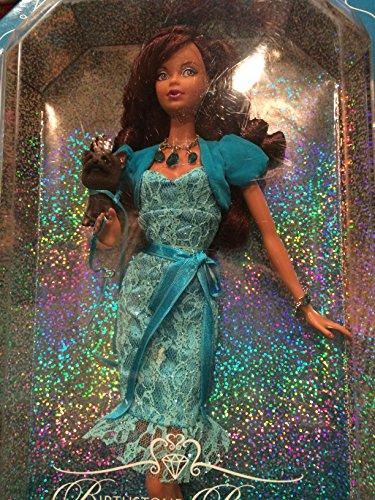 バービー バービー人形 バースストーン 誕生石 12カ月 l7584 Birthstone Beauties Barbie African-American Miss Turquoise December L7584バービー バービー人形 バースストーン 誕生石 12カ月 l7584