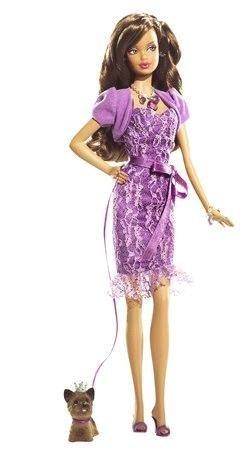 バービー バービー人形 バースストーン 誕生石 12カ月 Barbie Collection Birthstone Beauties African American - Amethyst February - L7573 by Mattelバービー バービー人形 バースストーン 誕生石 12カ月