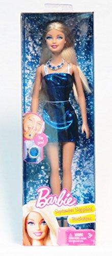 【公式】 バービー バービー人形 Barbie バースストーン 誕生石 12カ月 Barbie September Sapphire Sapphire Birthstone 12カ月 Dollバービー バービー人形 バースストーン 誕生石 12カ月, 乙部町:34c4066b --- konecti.dominiotemporario.com