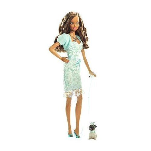 バービー バービー人形 バースストーン 誕生石 12カ月 【送料無料】Barbie African-American Miss March Birthstone Beautiesバービー バービー人形 バースストーン 誕生石 12カ月