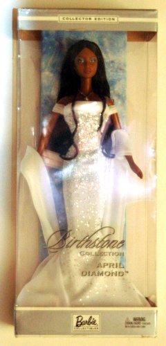 バービー バービー人形 バースストーン 誕生石 12カ月 Barbie Birthstone April Diamond - African Americanバービー バービー人形 バースストーン 誕生石 12カ月