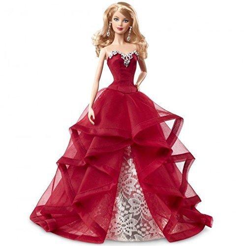 好評 バービー バービー人形 Caucasian 日本未発売 ホリデーバービー Import Barbie Holiday doll Barbie Collector バービー人形 2015 Holiday Caucasian Doll [parallel import goods]バービー バービー人形 日本未発売 ホリデーバービー, ホクボウチョウ:fef15210 --- canoncity.azurewebsites.net