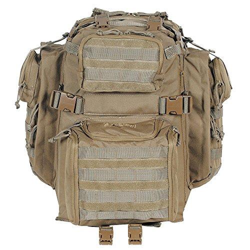 ミリタリーバックパック タクティカルバックパック サバイバルゲーム サバゲー アメリカ 15-0029007000 Voodoo Tactical The Praetorian Rifle Pack -ミリタリーバックパック タクティカルバックパック サバイバルゲーム サバゲー アメリカ 15-0029007000