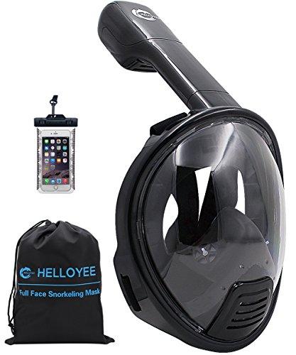 【期間限定送料無料】 シュノーケリング マリンスポーツ SKM01-BLK-XS Anti-Leak HELLOYEE Mask Full Face Snorkel Mask for Detachable Adults Kids Panoramic View Snorkeling Mask Free Breathing Anti-Fog Anti-Leak Design with Detachable Camera Mount (Black-Blueシュノーケリング マリンスポーツ SKM01-BLK-XS, ゴルフセブン:f1854e15 --- canoncity.azurewebsites.net