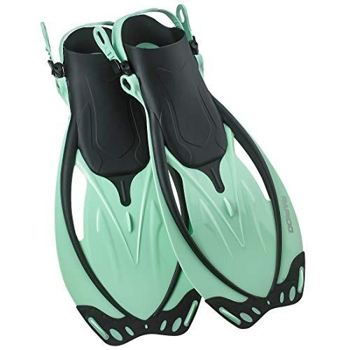 シュノーケリング マリンスポーツ Head by Mares Junior Mask Fin Snorkel Set, with Snorkeling Backpack (Green, Youth 9-13)シュノーケリング マリンスポーツ