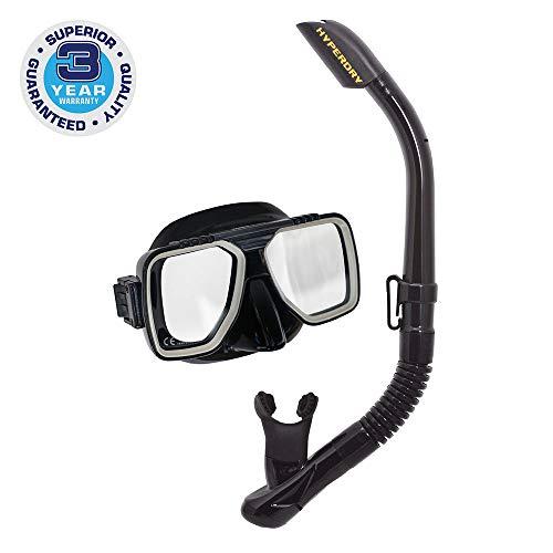 シュノーケリング マリンスポーツ UC-5019-BKBK TUSA Sport Liberator Mask and Snorkel Combo, Black/Blackシュノーケリング マリンスポーツ UC-5019-BKBK