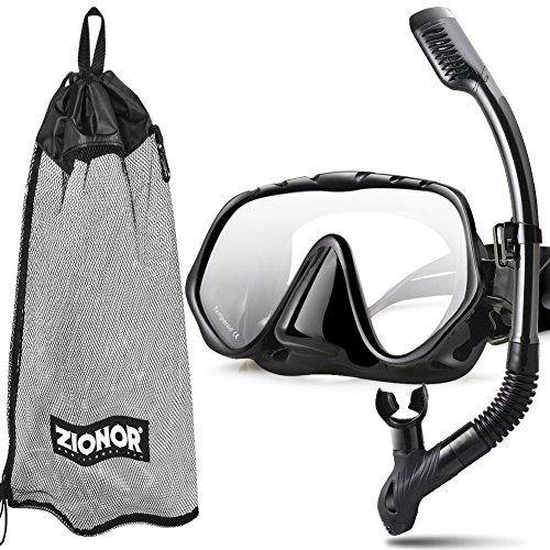 シュノーケリング マリンスポーツ Zionor F1 Diving Snorkel Short Fins Flippers for Men Women Adjustable Open Heel Trek Design for Travel Snorkeling Swimmingシュノーケリング マリンスポーツ