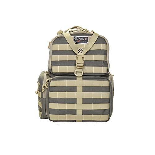 ミリタリーバックパック タクティカルバックパック サバイバルゲーム サバゲー アメリカ GPS-T1611LTBGD G.P.S. Tactical Range Backpack, Rifle Khaki/Greenミリタリーバックパック タクティカルバックパック サバイバルゲーム サバゲー アメリカ GPS-T1611LTBGD