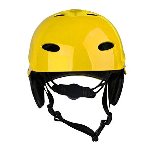 ウォーターヘルメット 安全 マリンスポーツ サーフィン ウェイクボード MonkeyJack Water Sports Safety Helmet Rescue Kayak Canoeing Boating Sailing Jet Ski Kite Surf Protective Hard Cap CEウォーターヘルメット 安全 マリンスポーツ サーフィン ウェイクボード