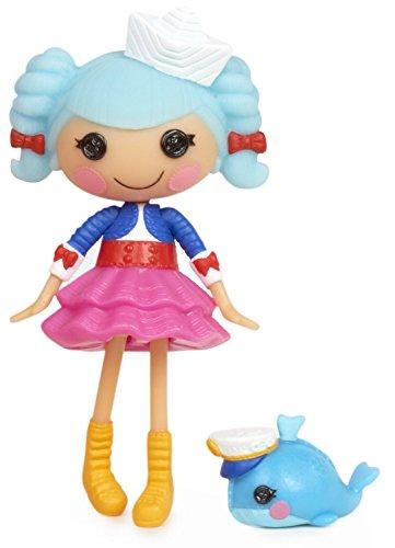 ララループシー 人形 ドール 514237 Lalaloopsy Mini Silly Fun House Doll - Marina Anchorsララループシー 人形 ドール 514237