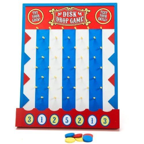 ボードゲーム 英語 アメリカ 海外ゲーム 【送料無料】Wooden Disk Drop Game (2-Pack)ボードゲーム 英語 アメリカ 海外ゲーム