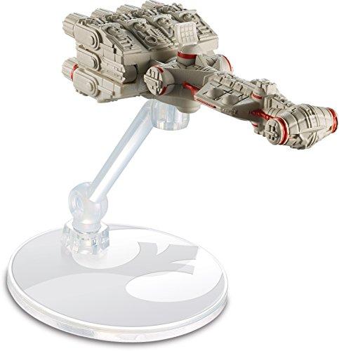 ホットウィール マテル ミニカー ホットウイール DXX52 Hot Wheels Star Wars Rogue One Starship Vehicle, Tantive IVホットウィール マテル ミニカー ホットウイール DXX52