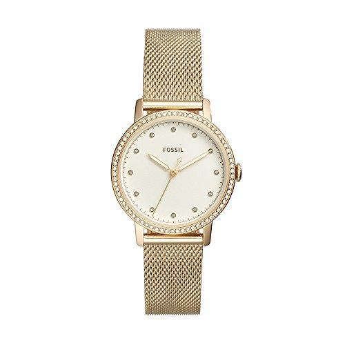 フォッシル 腕時計 レディース ES4366 Fossil Women's Neely Quartz Watch with Stainless-Steel Strap, Gold, 16 (Model: ES4366)フォッシル 腕時計 レディース ES4366