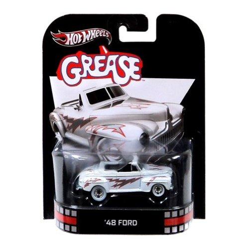 ホットウィール マテル ミニカー ホットウイール NA 【送料無料】Hot Wheels Retro Grease 1:55 Die Cast Car '48 Fordホットウィール マテル ミニカー ホットウイール NA