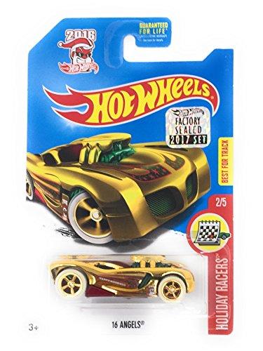 ホットウィール マテル ミニカー ホットウイール 【送料無料】2017 Hot Wheels Super Treasure Hunt - Holiday Racers 2/5 - 16 Angelsホットウィール マテル ミニカー ホットウイール