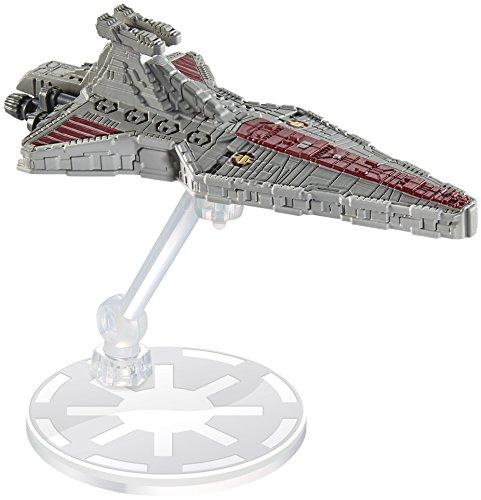 ホットウィール マテル ミニカー ホットウイール FBX12 【送料無料】Hot Wheels Star Wars Rogue One Starship Republic Attack Cruiser Vehicleホットウィール マテル ミニカー ホットウイール FBX12