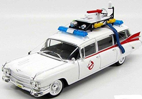 ホットウィール マテル ミニカー ホットウイール BCJ75 Hot Wheels Collector Ghostbusters Ecto-1 Die-cast Vehicle (1:18 Scale)ホットウィール マテル ミニカー ホットウイール BCJ75