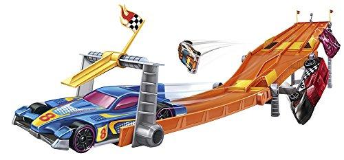 ホットウィール マテル ミニカー ホットウイール Hot Wheels Retro 4-Lane Elimination Race Track Setホットウィール マテル ミニカー ホットウイール