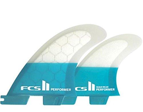サーフィン フィン マリンスポーツ FCS II Performance PC Quad (Medium)サーフィン フィン マリンスポーツ