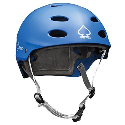 ウォーターヘルメット 安全 マリンスポーツ サーフィン ウェイクボード 103816502 PROTEC Original Pro-tec Ace Water Helmet, Matte Blue, X-Smallウォーターヘルメット 安全 マリンスポーツ サーフィン ウェイクボード 103816502