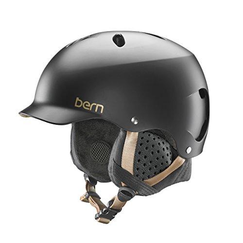 ウォーターヘルメット 安全 マリンスポーツ サーフィン ウェイクボード SW05E17SBK2 BERN - Lenox EPS, Satin Black w/Black Liner, Mediumウォーターヘルメット 安全 マリンスポーツ サーフィン ウェイクボード SW05E17SBK2