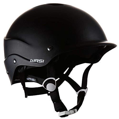 ウォーターヘルメット 安全 マリンスポーツ サーフィン ウェイクボード NRS WRSI Current Helmet Phantom Black S/Mウォーターヘルメット 安全 マリンスポーツ サーフィン ウェイクボード NRS
