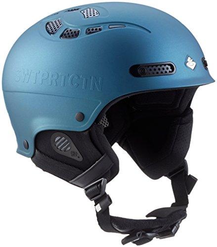 ウォーターヘルメット 安全 マリンスポーツ サーフィン ウェイクボード 840005 Sweet Protection Igniter Helmet - Matte Navy Blue Metallic Medium/Largeウォーターヘルメット 安全 マリンスポーツ サーフィン ウェイクボード 840005