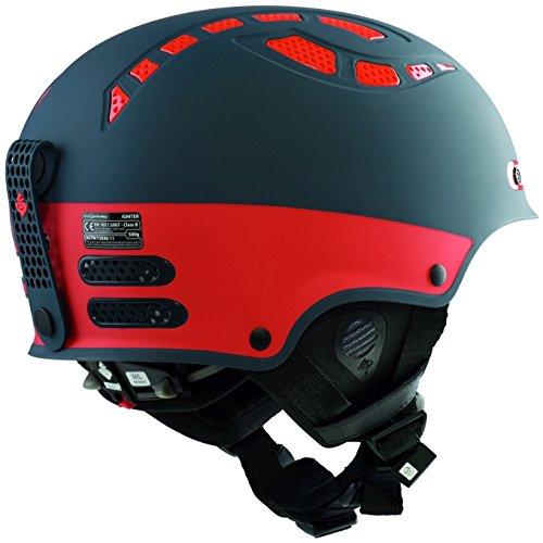 ウォーターヘルメット 安全 マリンスポーツ サーフィン ウェイクボード 840005 Sweet Protection Igniter Helmet - Midnight Blue/Cody Orange Small/Mediumウォーターヘルメット 安全 マリンスポーツ サーフィン ウェイクボード 840005