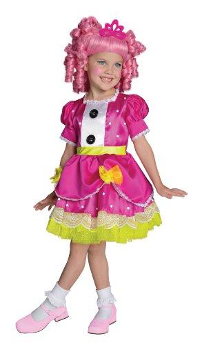 ララループシー 人形 ドール 889559M Lalaloopsy Deluxe Jewel Sparkles Costume, Mediumララループシー 人形 ドール 889559M