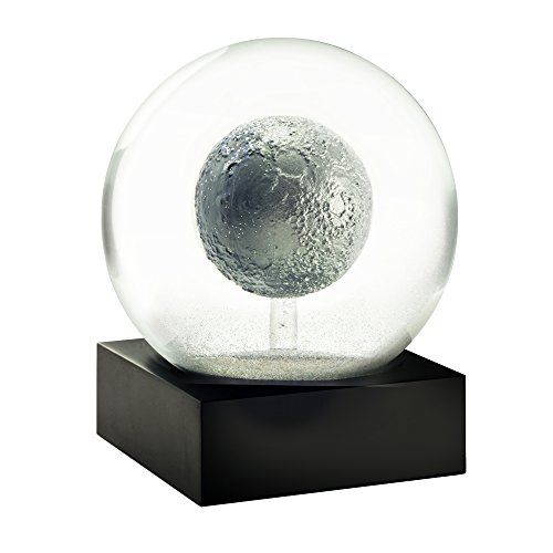 スノーグローブ 雪 置物 インテリア 海外モデル CS248-MOON CoolSnowGlobes Moon Cool Snow Globeスノーグローブ 雪 置物 インテリア 海外モデル CS248-MOON