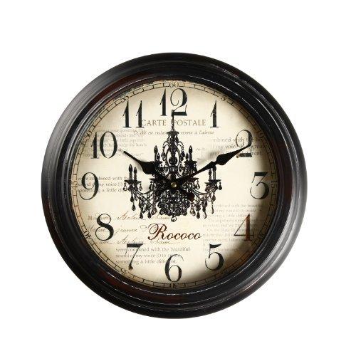 壁掛け時計 インテリア インテリア 海外モデル アメリカ CK0019 Adeco CK0019 14