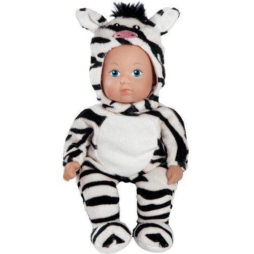 アドラベビードール 赤ちゃん リアル 本物そっくり おままごと Safari Time Pal Zebra 8