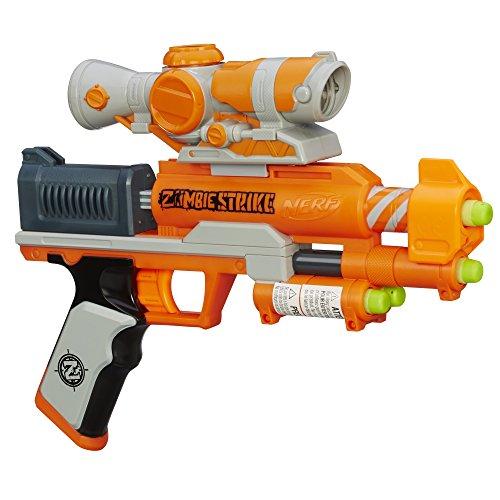 ナーフ ゾンビストライク アメリカ 直輸入 ソフトダーツ A9548221 Nerf Zombie Strike ZED Squad Clear Shot Blasterナーフ ゾンビストライク アメリカ 直輸入 ソフトダーツ A9548221