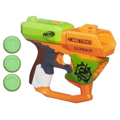 ナーフ ゾンビストライク アメリカ 直輸入 ソフトダーツ A6897 NERF Zombie Strike Ripshot Blasterナーフ ゾンビストライク アメリカ 直輸入 ソフトダーツ A6897