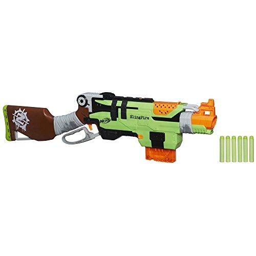 ナーフ ゾンビストライク アメリカ 直輸入 ソフトダーツ A6563F01 【送料無料】Nerf Zombie Strike SlingFire Blasterナーフ ゾンビストライク アメリカ 直輸入 ソフトダーツ A6563F01