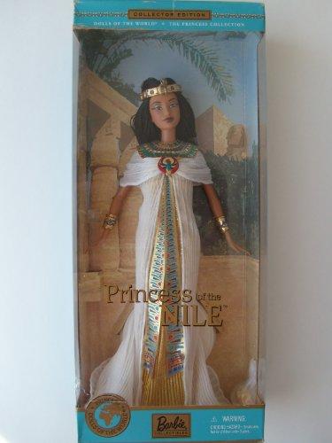 バービー バービー人形 ドールオブザワールド ドールズオブザワールド ワールドシリーズ 53369 Princess of the Nile Barbie Doll - Dolls of the World Collector Edition バービー バービー人形 ドールオブザワールド ドールズオブザワールド ワールドシリーズ 53369