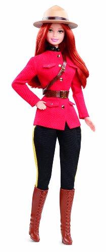 バービー バービー人形 ドールオブザワールド ドールズオブザワールド ワールドシリーズ X8422 Barbie Collector Dolls of The World-Canada Dollバービー バービー人形 ドールオブザワールド ドールズオブザワールド ワールドシリーズ X8422