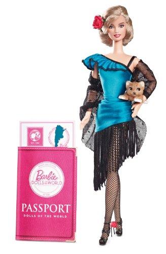 当店在庫してます! バービー バービー人形 ドールオブザワールド ドールズオブザワールド ワールドシリーズ W3375 Barbie of Collector W3375 Dolls バービー of the World Argentinaバービー バービー人形 ドールオブザワールド ドールズオブザワールド ワールドシリーズ W3375, Pixie:9721ff06 --- canoncity.azurewebsites.net