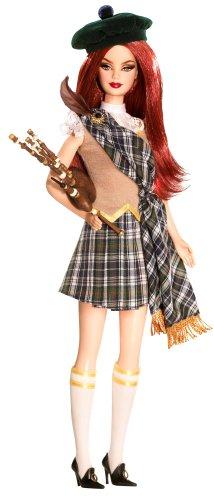 バービー バービー人形 ドールオブザワールド ドールズオブザワールド ワールドシリーズ N4973 Barbie Dolls Of The World Scotlandバービー バービー人形 ドールオブザワールド ドールズオブザワールド ワールドシリーズ N4973