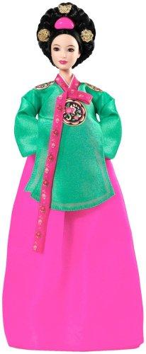 バービー バービー人形 ドールオブザワールド ドールズオブザワールド ワールドシリーズ B5870 Dolls of the World: Princess of the Korean Court Barbieバービー バービー人形 ドールオブザワールド ドールズオブザワールド ワールドシリーズ B5870